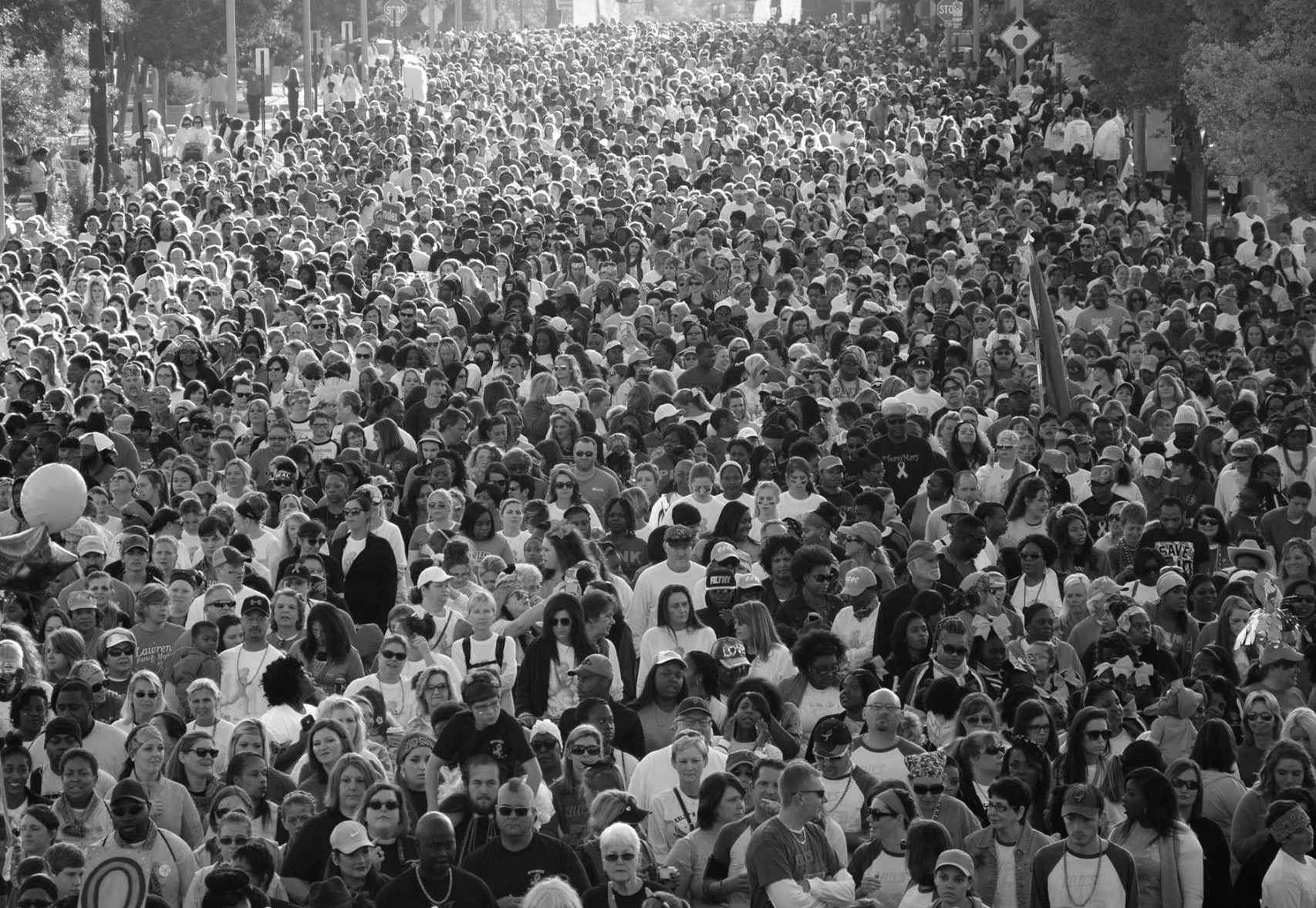 crowd-shot-Black-and-White-1